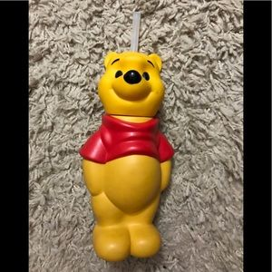 Winnie the Pooh reusable cup